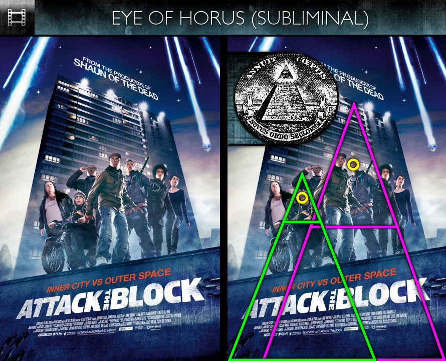 Attack the Block (2011) - Poster-EOH1c