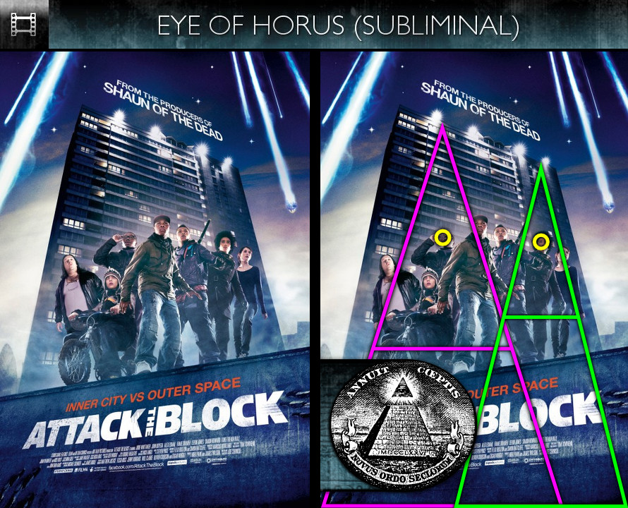 Attack the Block (2011) - Poster-EOH1d