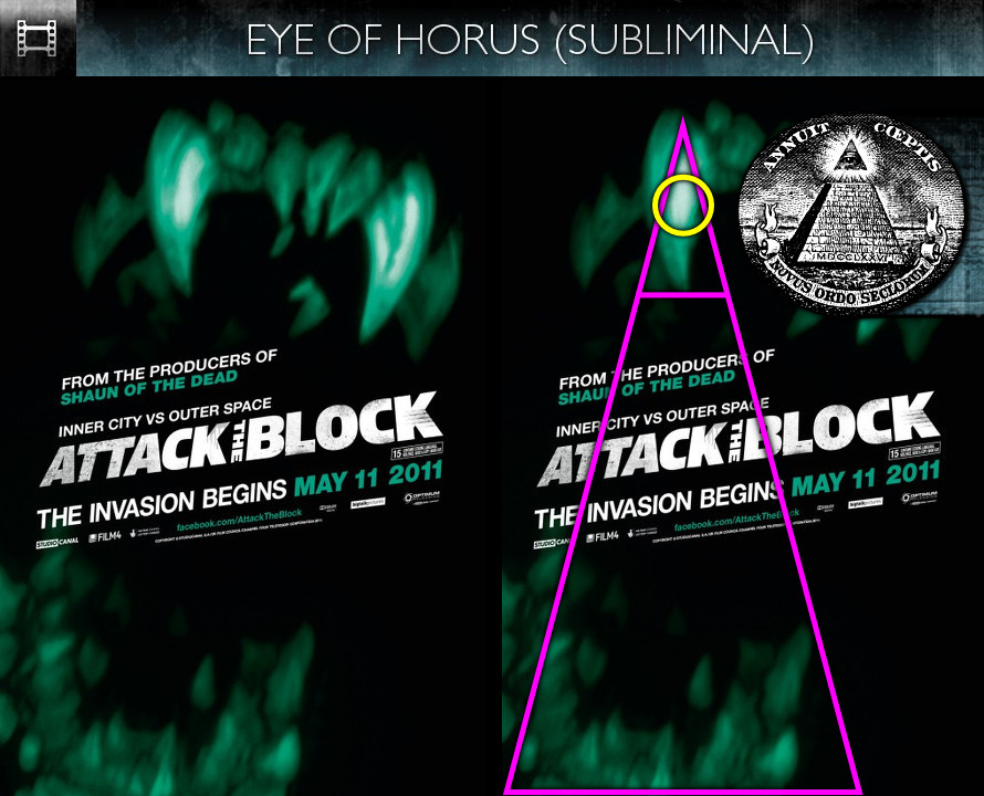 Attack the Block (2011) - Poster-EOH2