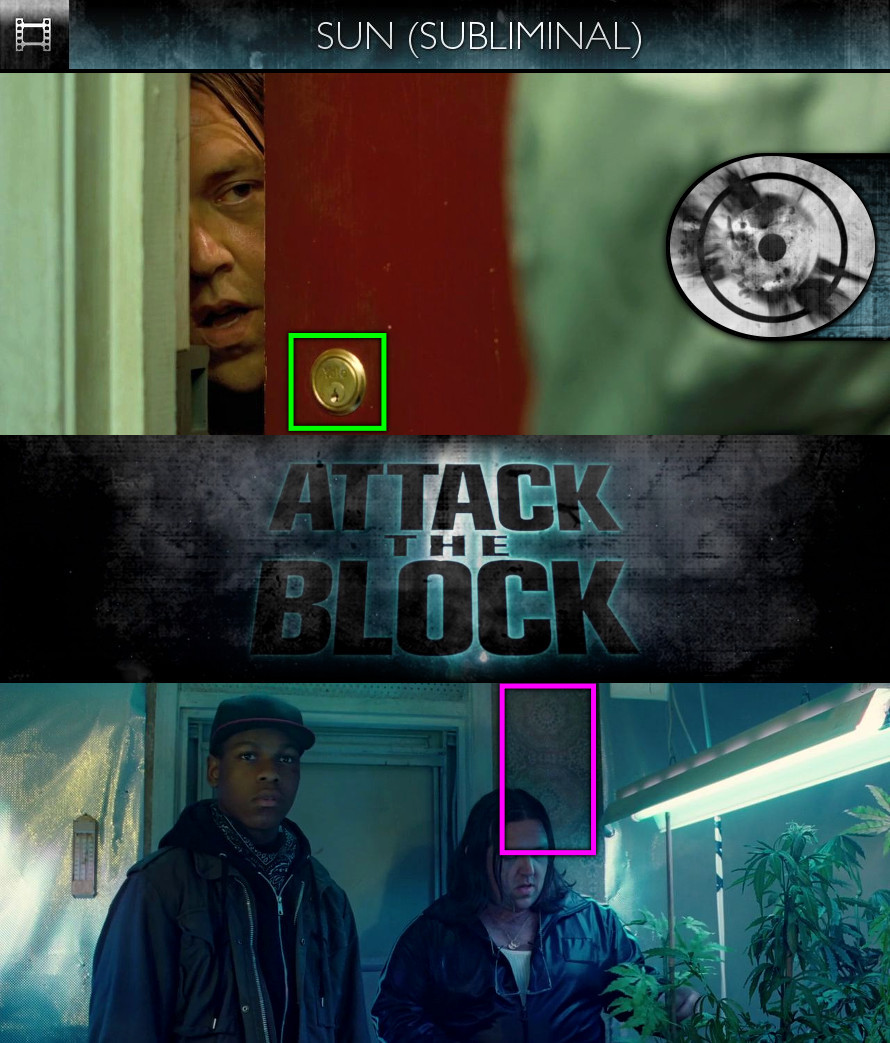 Attack the Block (2011) - Sun/Solar - Subliminal