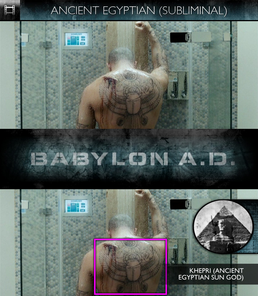 Babylon A.D. (2008) - Ancient Egyptian - Subliminal
