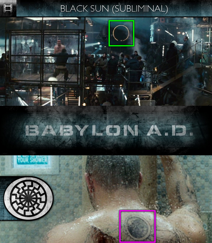 Babylon A.D. (2008) - Black Sun - Subliminal