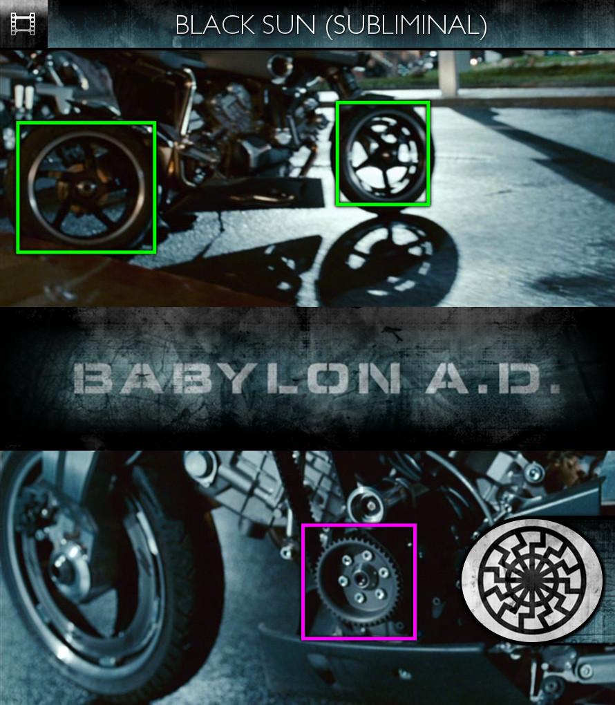 Babylon A.D. (2008) - Black Sun - Subliminal