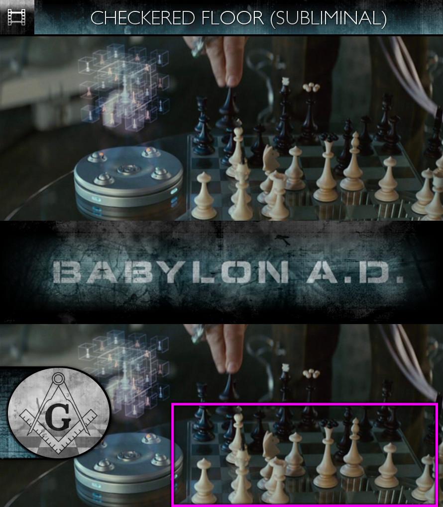 Babylon A.D. (2008) - Checkered Floor - Subliminal