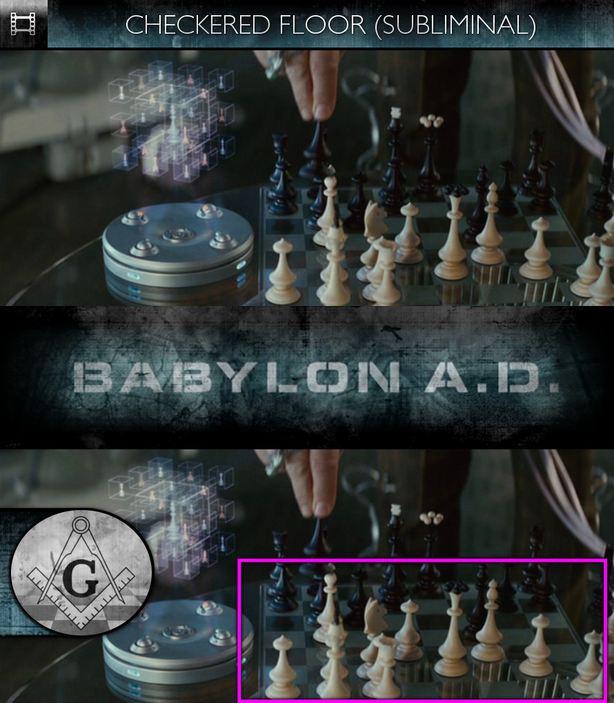 Babylon A.D. (2008) - Checkered Floor - Subliminal