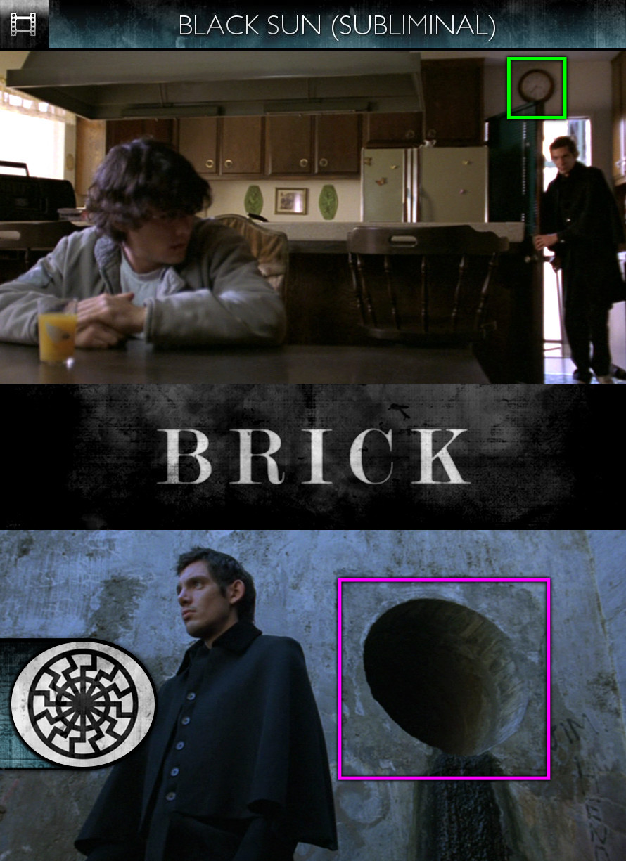 Brick (2006) - Black Sun - Subliminal