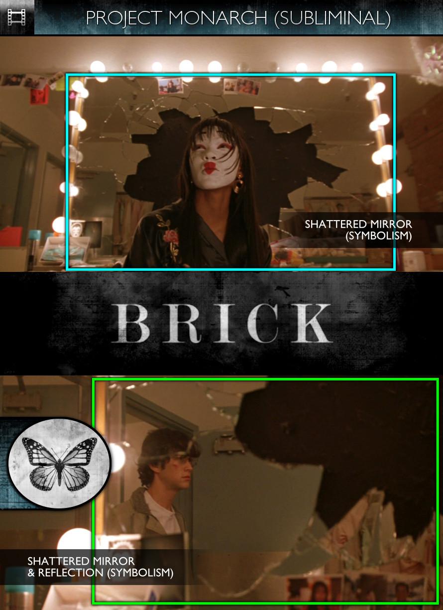 Brick (2006) - Project Monarch - Subliminal