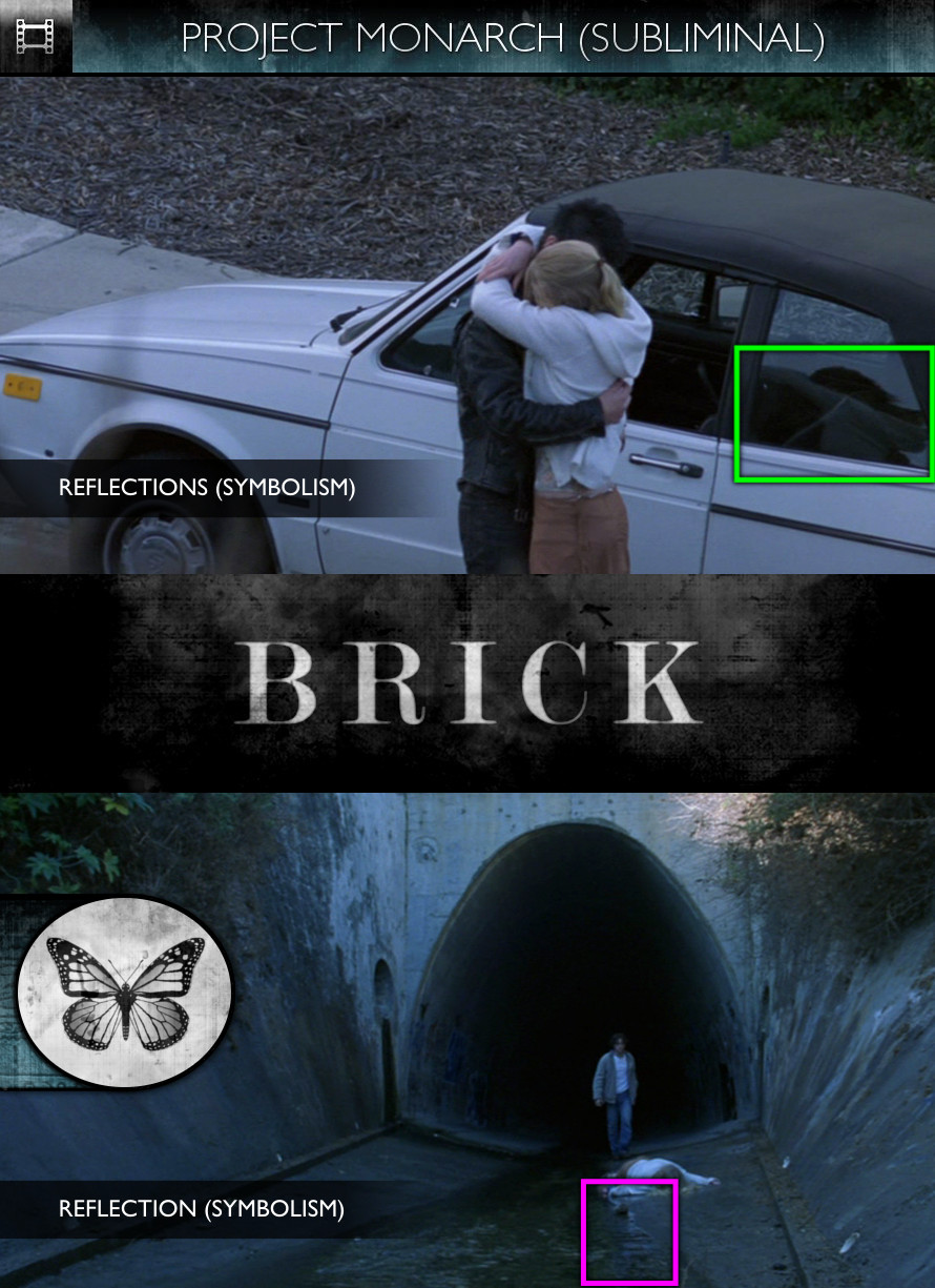 Brick (2006) - Project Monarch - Subliminals