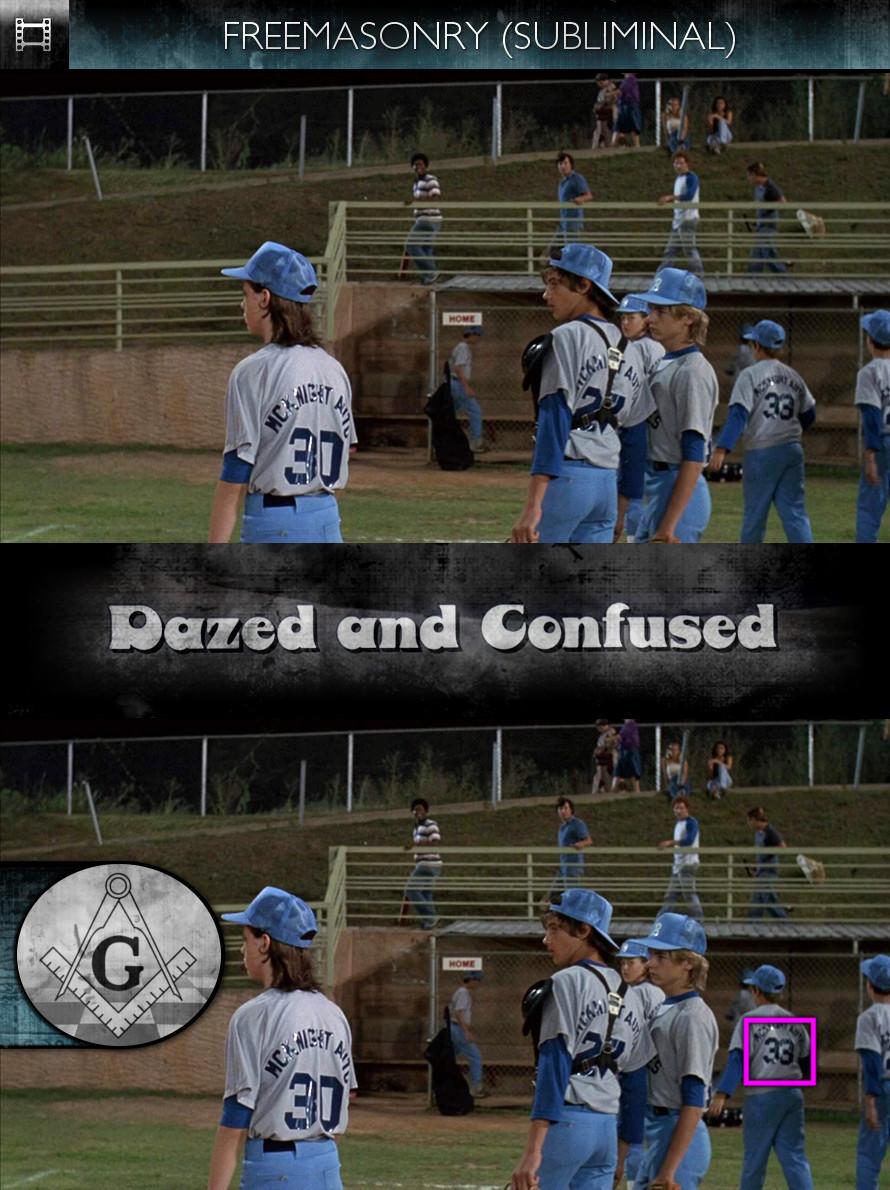 Dazed and Confused (1993) - Freemasonry - Subliminal
