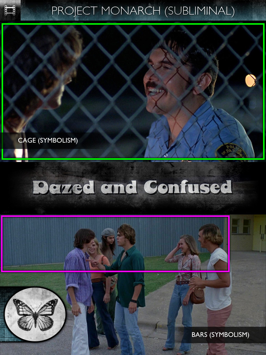 Dazed and Confused (1993) - Project Monarch - Subliminal