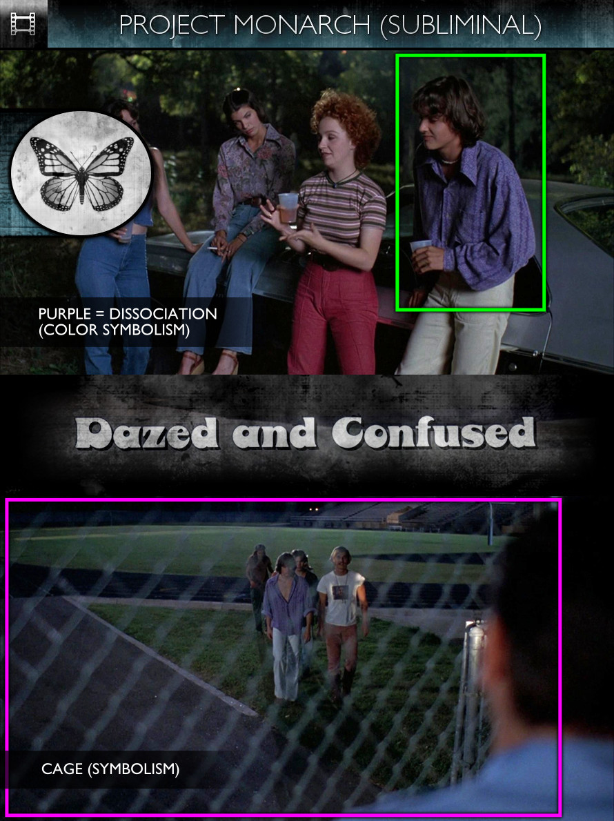 Dazed and Confused (1993) - Project Monarch- Subliminal