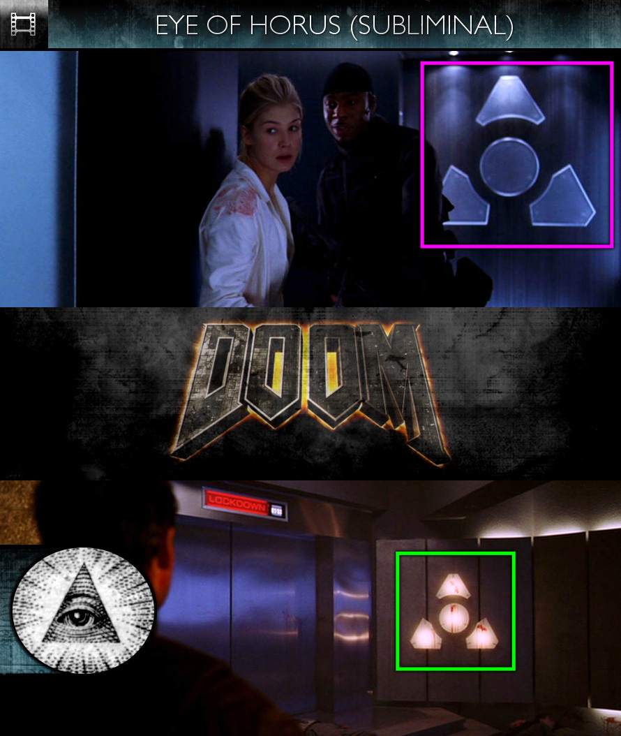 Doom (2005) - Eye of Horus - Subliminal