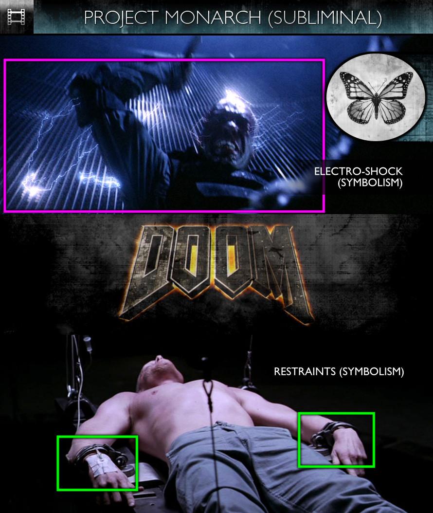 Doom (2005) - Project Monarch - Subliminal