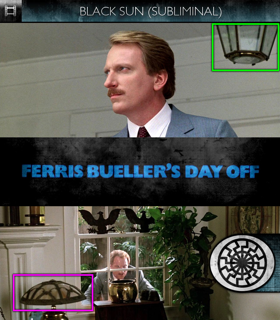 Ferris Bueller's Day Off (1986) - Black Sun - Subliminal