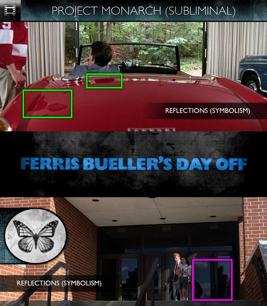 Ferris Bueller's Day Off (1986) - Project Monarch - Subliminal