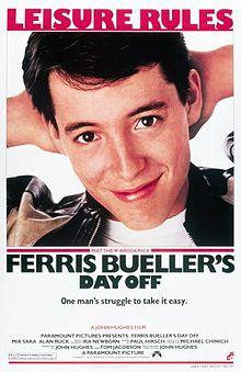 Ferris Bueller's Day Off - Poster