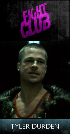 Fight Club (1999) - Tyler Durden (SET)-tb