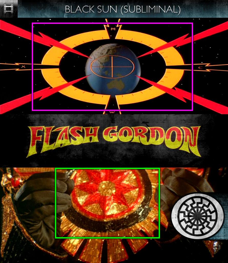 Flash Gordon (1980) - Black Sun - Subliminal