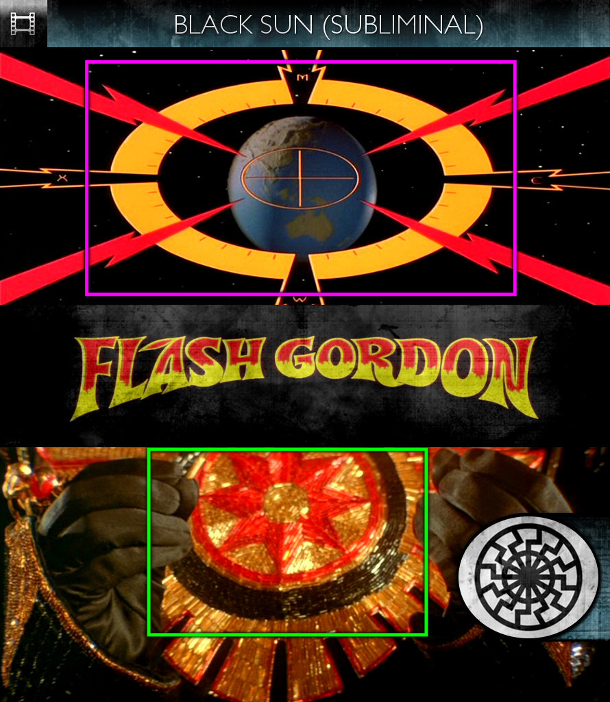 Flash Gordon (1980) - Black Sun - Subliminal