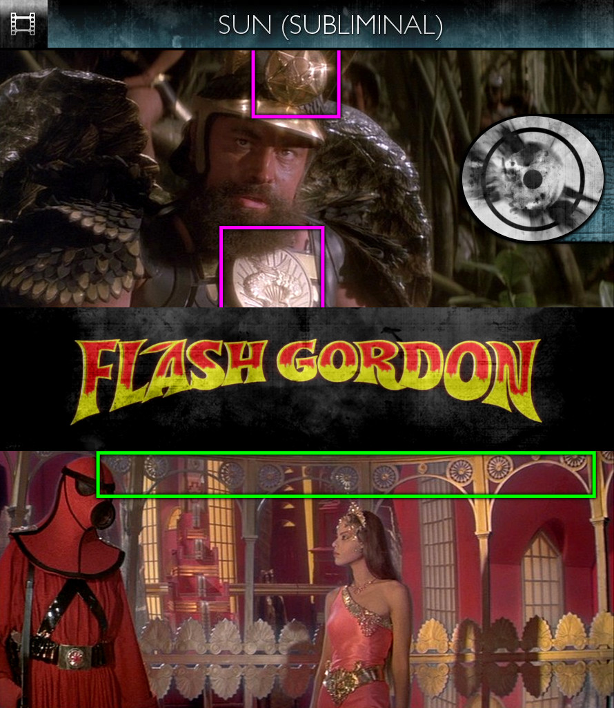 Flash Gordon (1980) - Sun/Solar - Subliminal