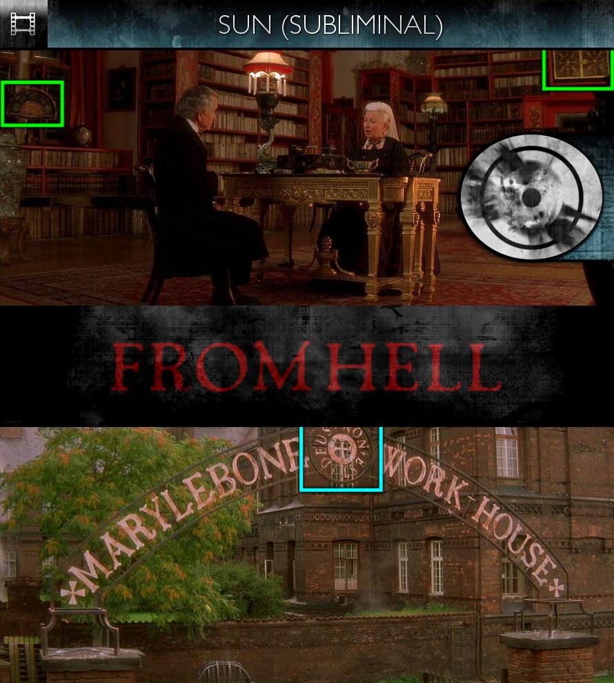 From Hell (2001) - Sun/Solar - Subliminal