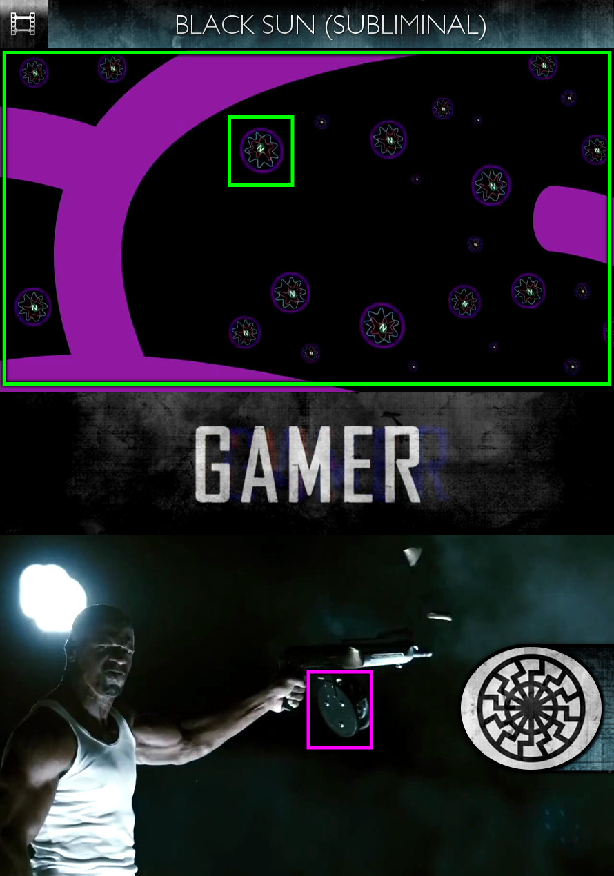 Gamer (2009) - Black Sun - Subliminal
