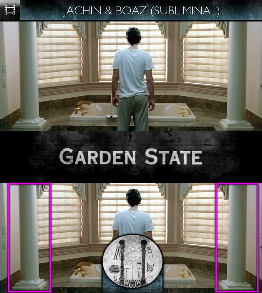 Garden State (2004) - Jachin & Boaz - Subliminal