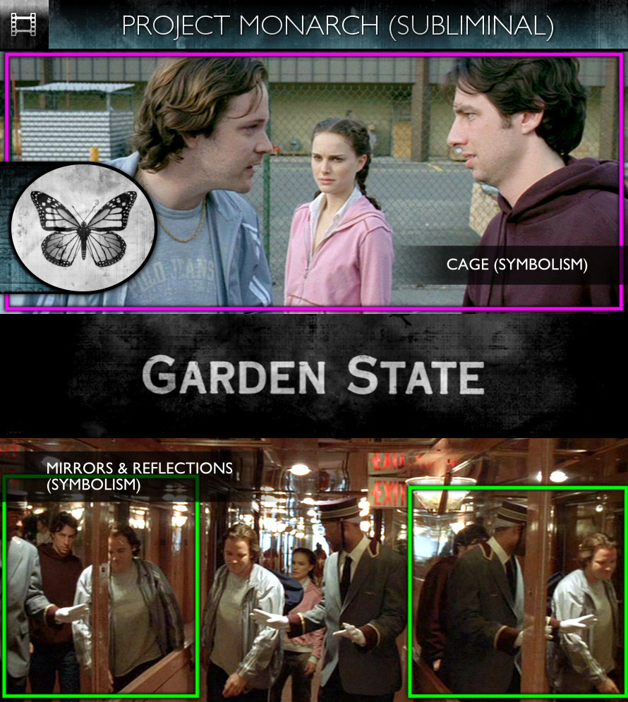 Garden State (2004) - Project Monarch - Subliminal
