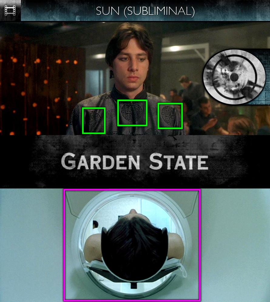 Garden State (2004) - Sun/Solar - Subliminal
