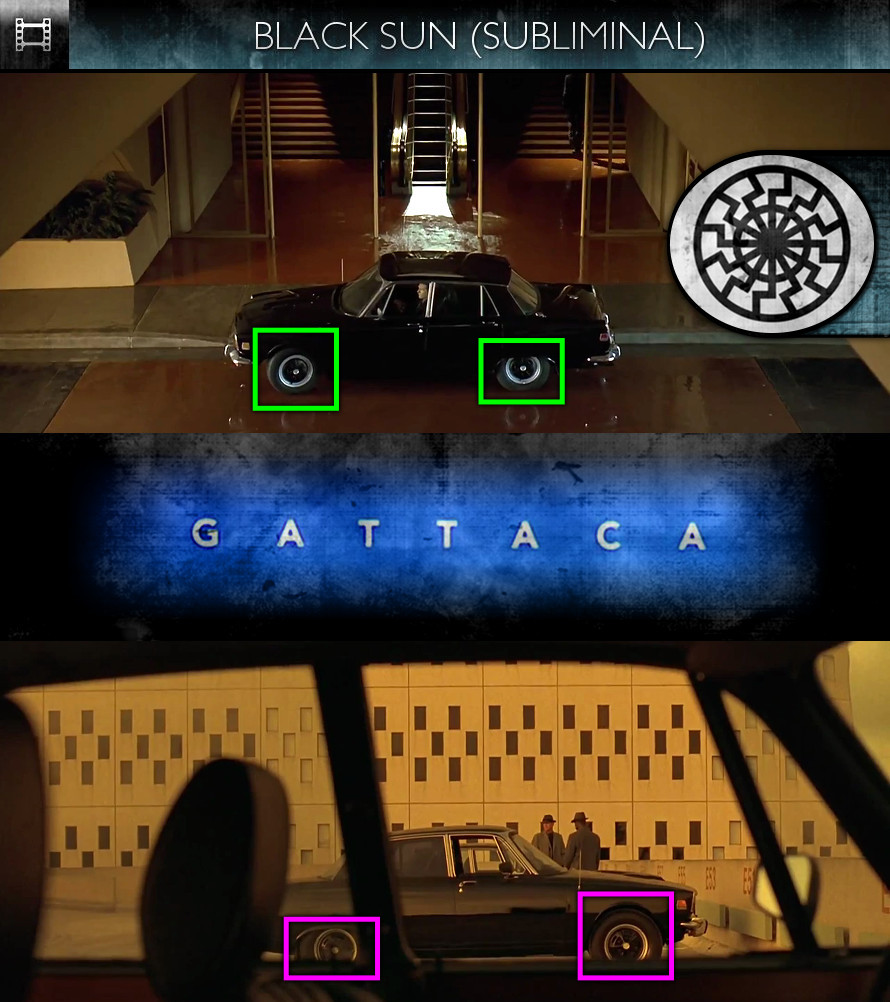 Gattaca (1997) - Black Sun - Subliminal