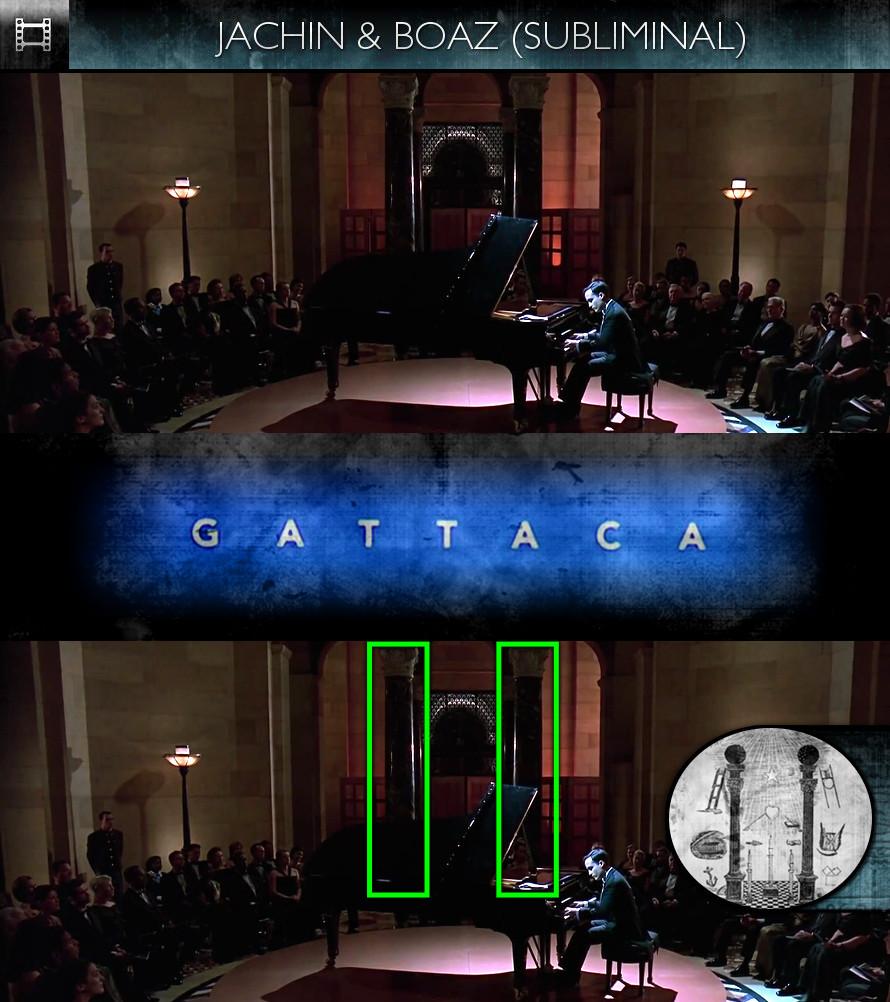 Gattaca (1997) - Jachin & Boaz - Subliminal