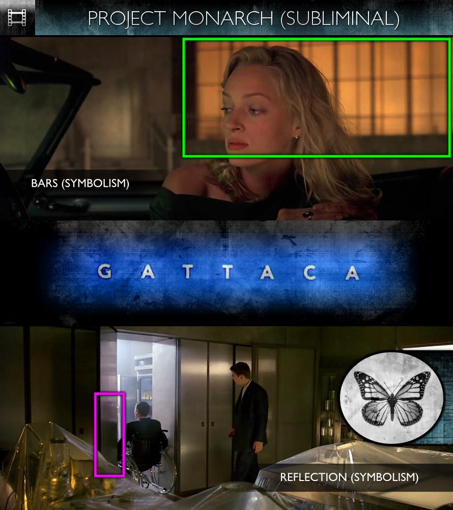 Gattaca (1997) - Project Monarch - Subliminal