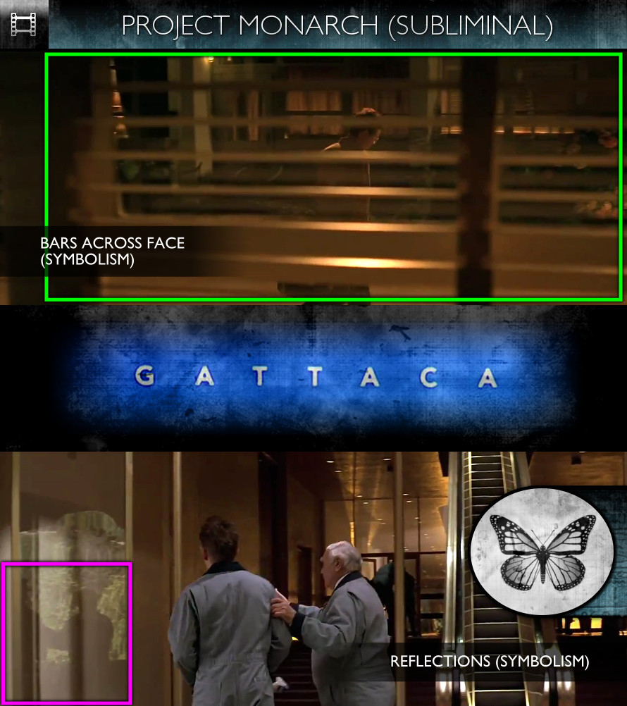 Gattaca (1997) - Project Monarch - Subliminal