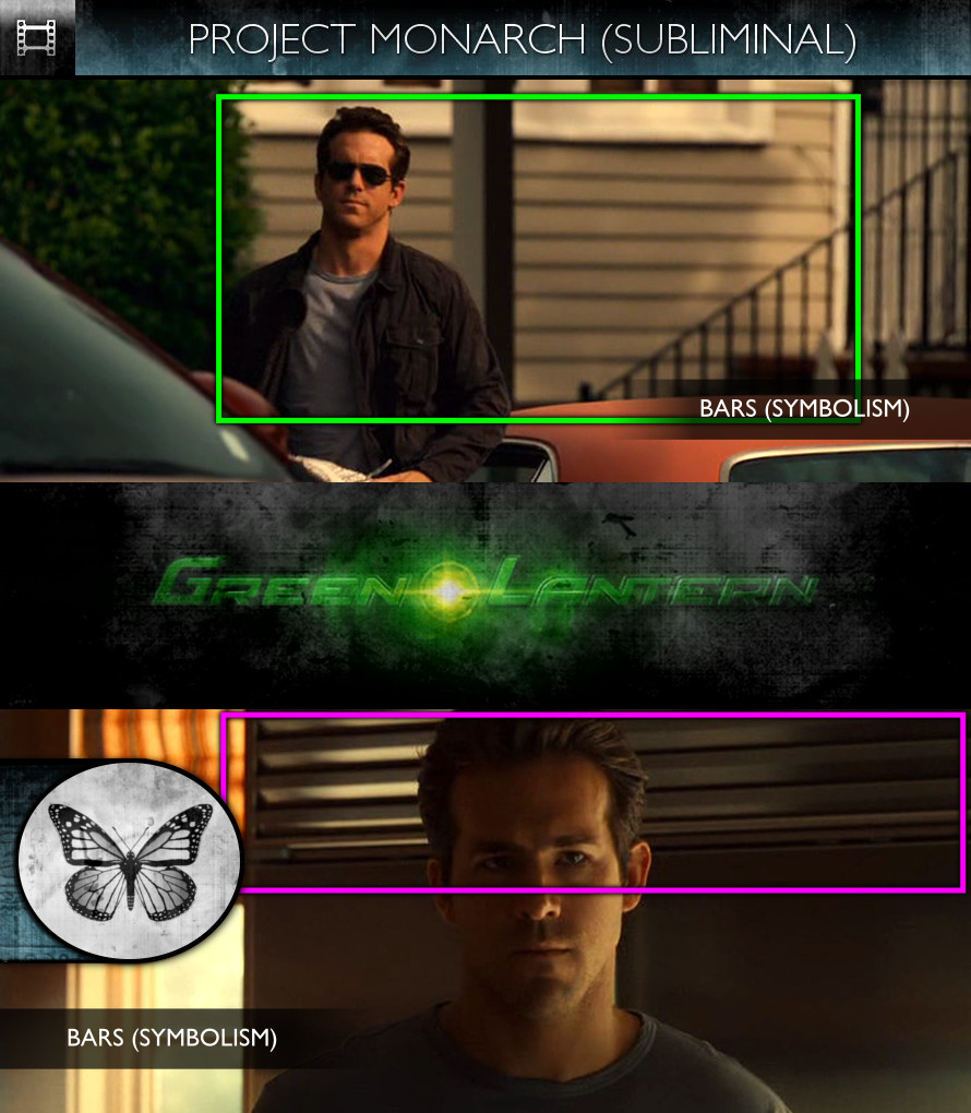 Green Lantern (2011) - Project Monarch - Subliminal