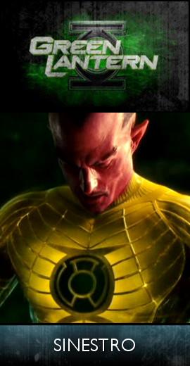 Green Lantern (2011) - Sinestro (SET)-tb