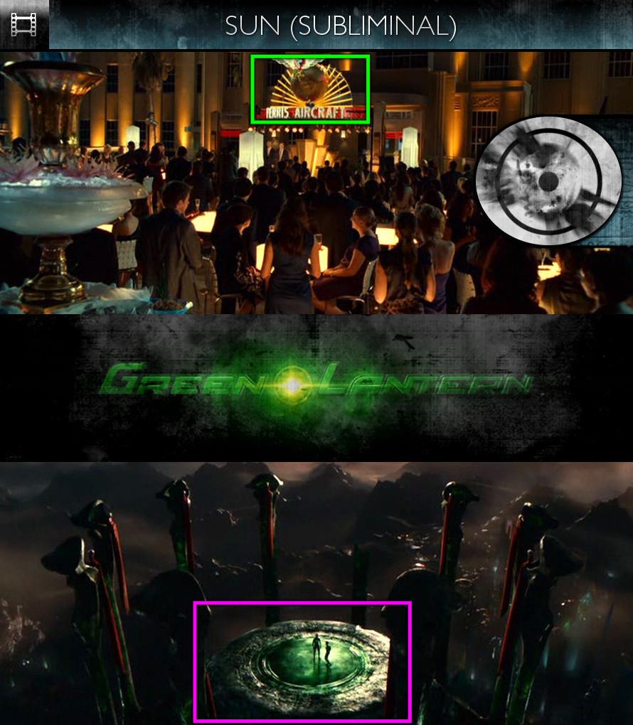 Green Lantern (2011) - Sun/Solar - Subliminal