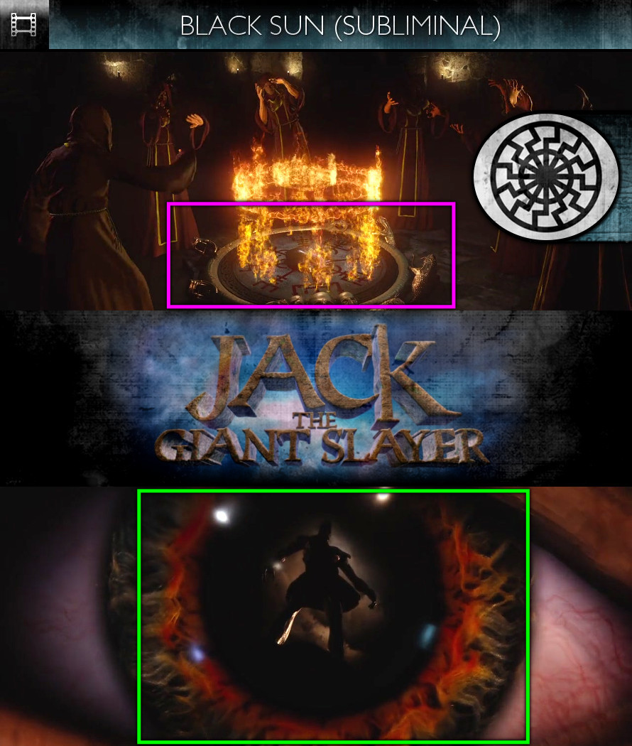 Jack the Giant Slayer (2013) - Black Sun - Subliminal