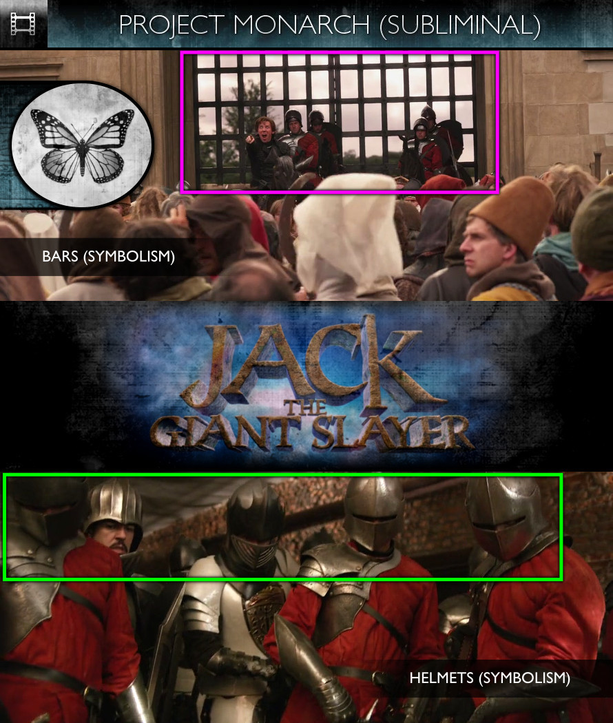 Jack the Giant Slayer (2013) - Project Monarch - Subliminal