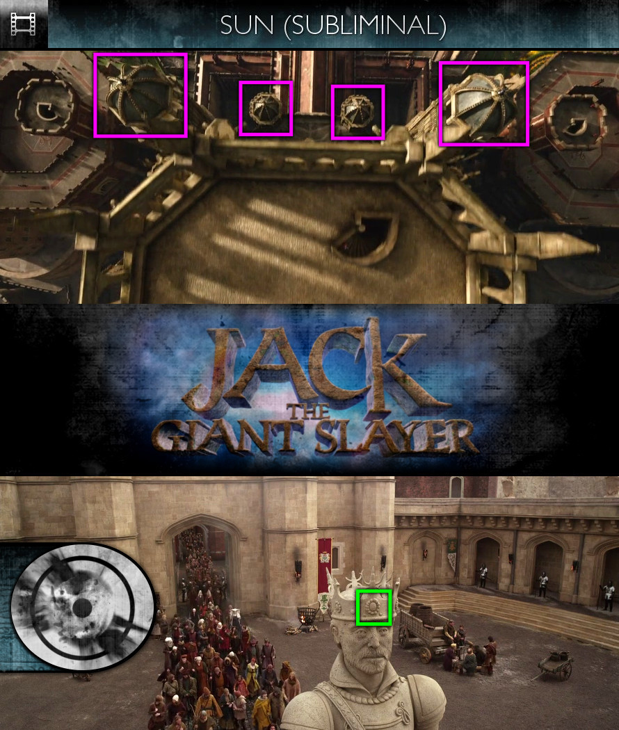 Jack the Giant Slayer (2013) - Sun/Solar - Subliminal
