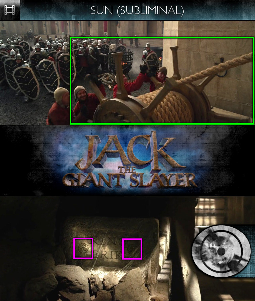 Jack the Giant Slayer (2013) - Sun/Solar - Subliminal
