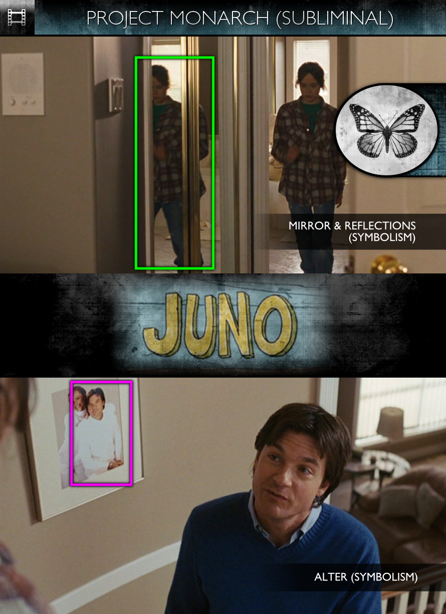 Juno (2007) - Project Monarch - Subliminal