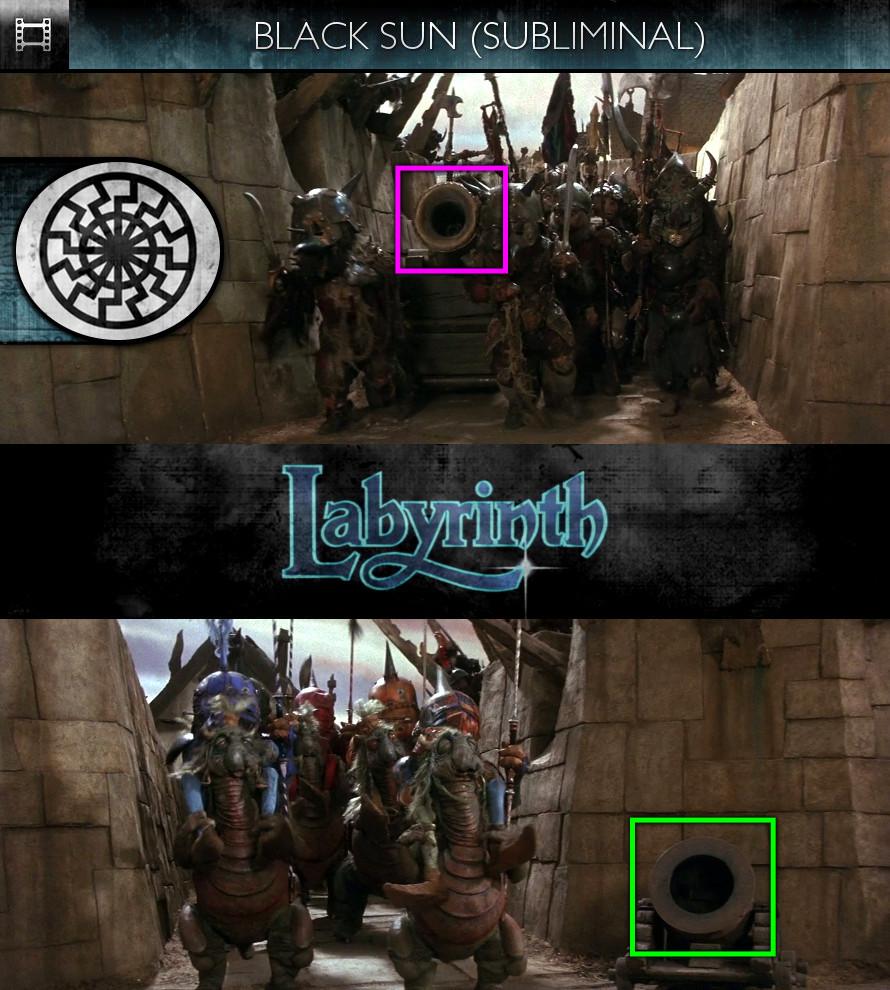 Labyrinth (1986) - Black Sun - Subliminal