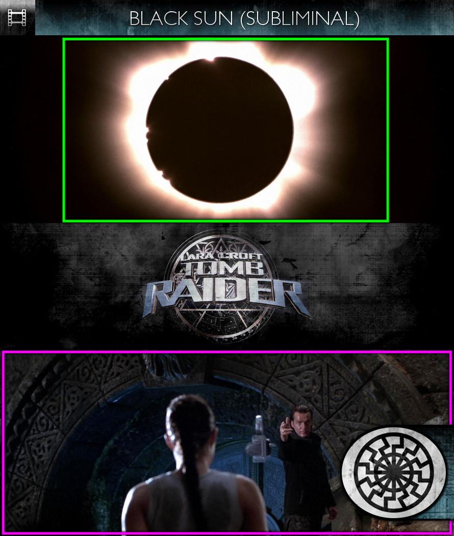 Lara Croft - Tomb Raider (2001) - Black Sun - Subliminal