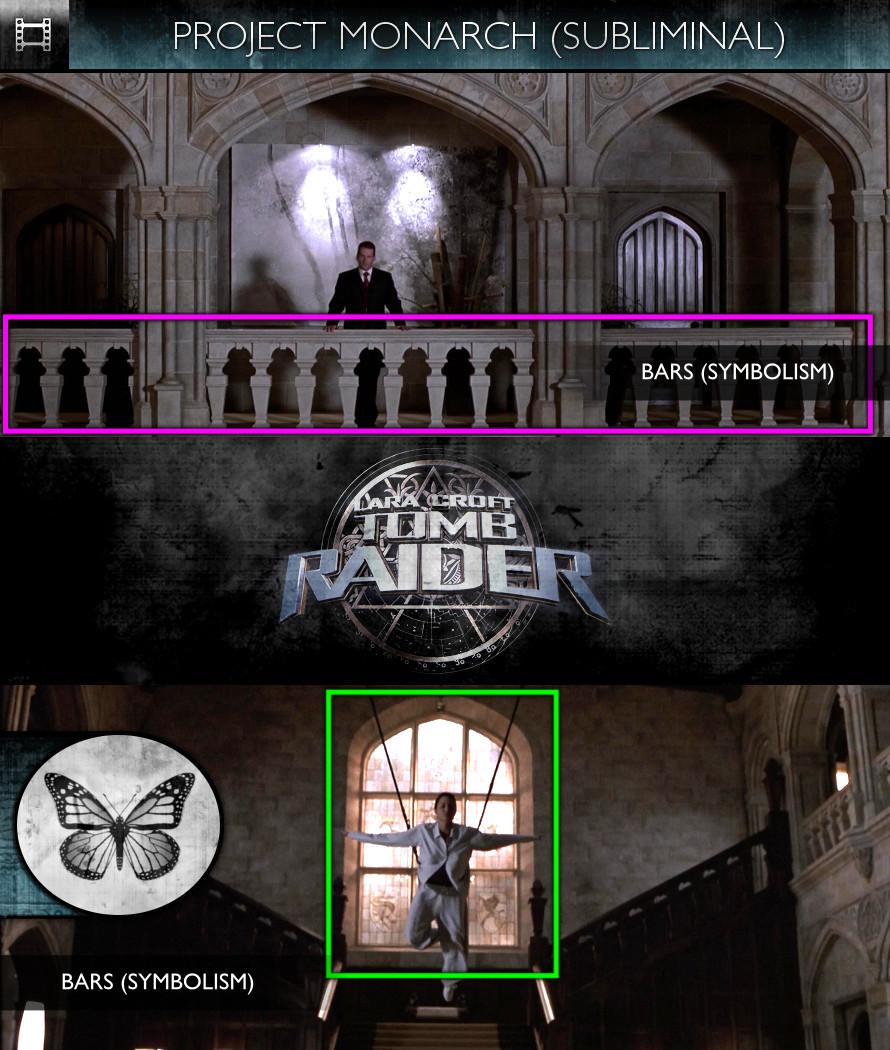 Lara Croft - Tomb Raider (2001) - Project Monarch - Subliminal