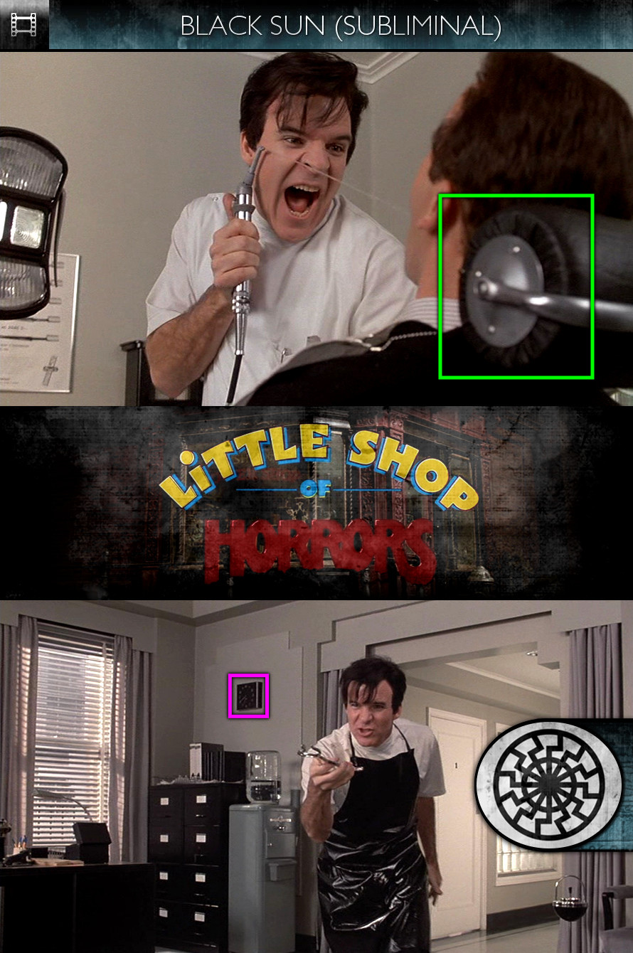 Little Shop of Horrors (1986) - Black Sun - Subliminal