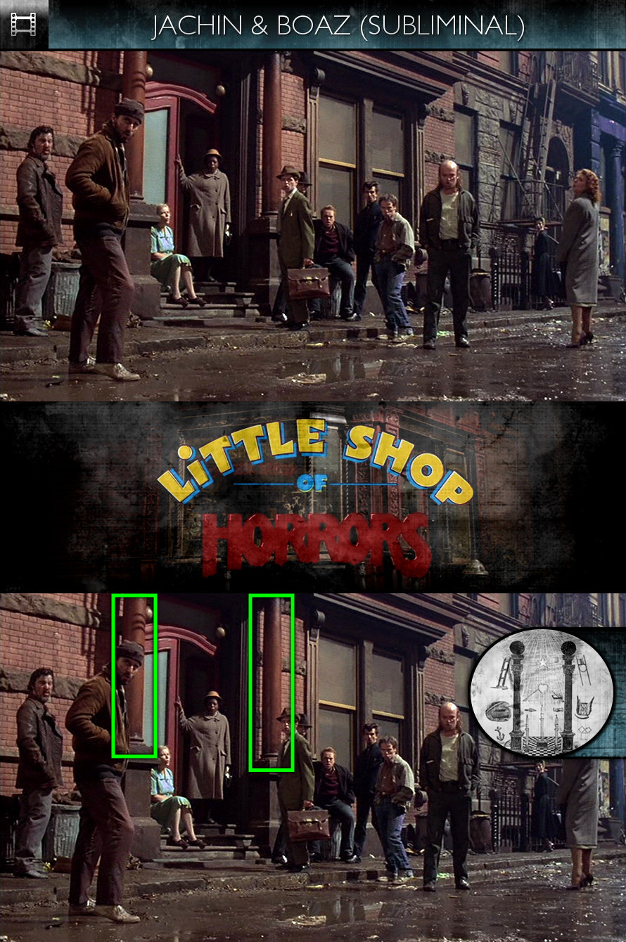 Little Shop of Horrors (1986) - Jachin & Boaz - Subliminal