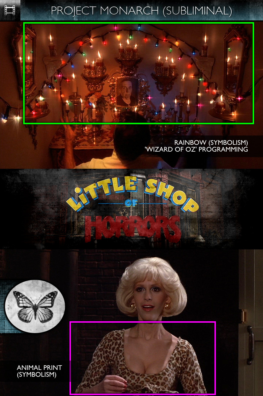 Little Shop of Horrors (1986) - Project Monarch - Subliminal