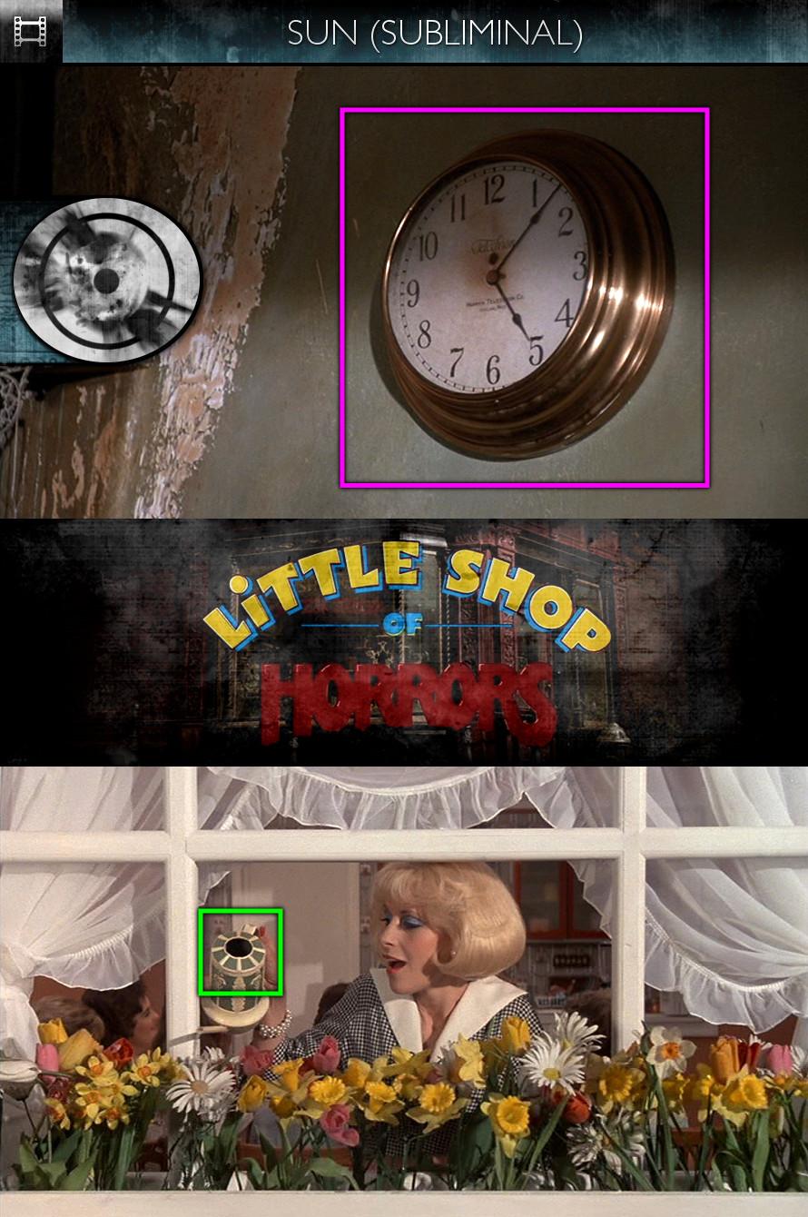 Little Shop of Horrors (1986) - Sun/Solar - Subliminal
