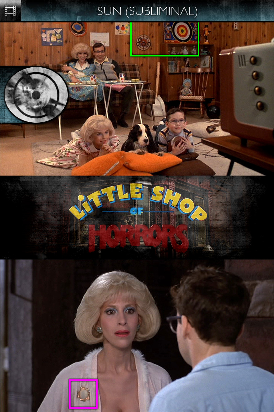 Little Shop of Horrors (1986) - Sun/Solar - Subliminal