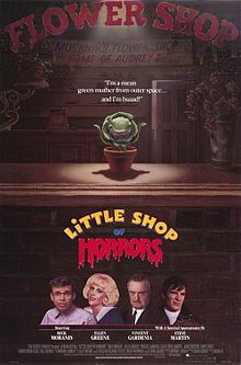 Little Shop of Horrors - Poster